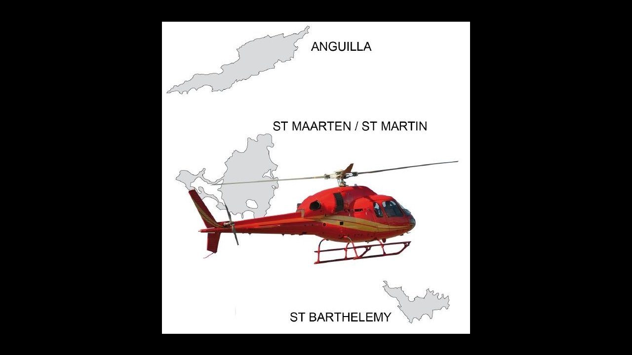 HELI CHARTERS BETWEEN THE ISLANDS