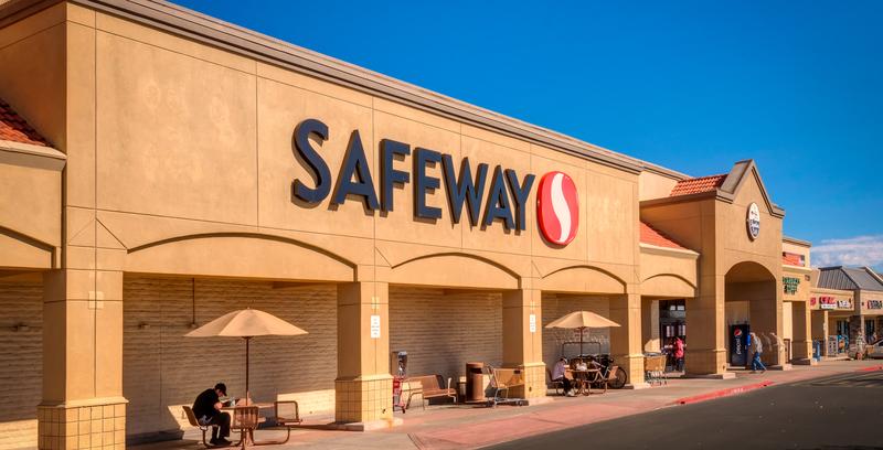 Safeway Shopping Center