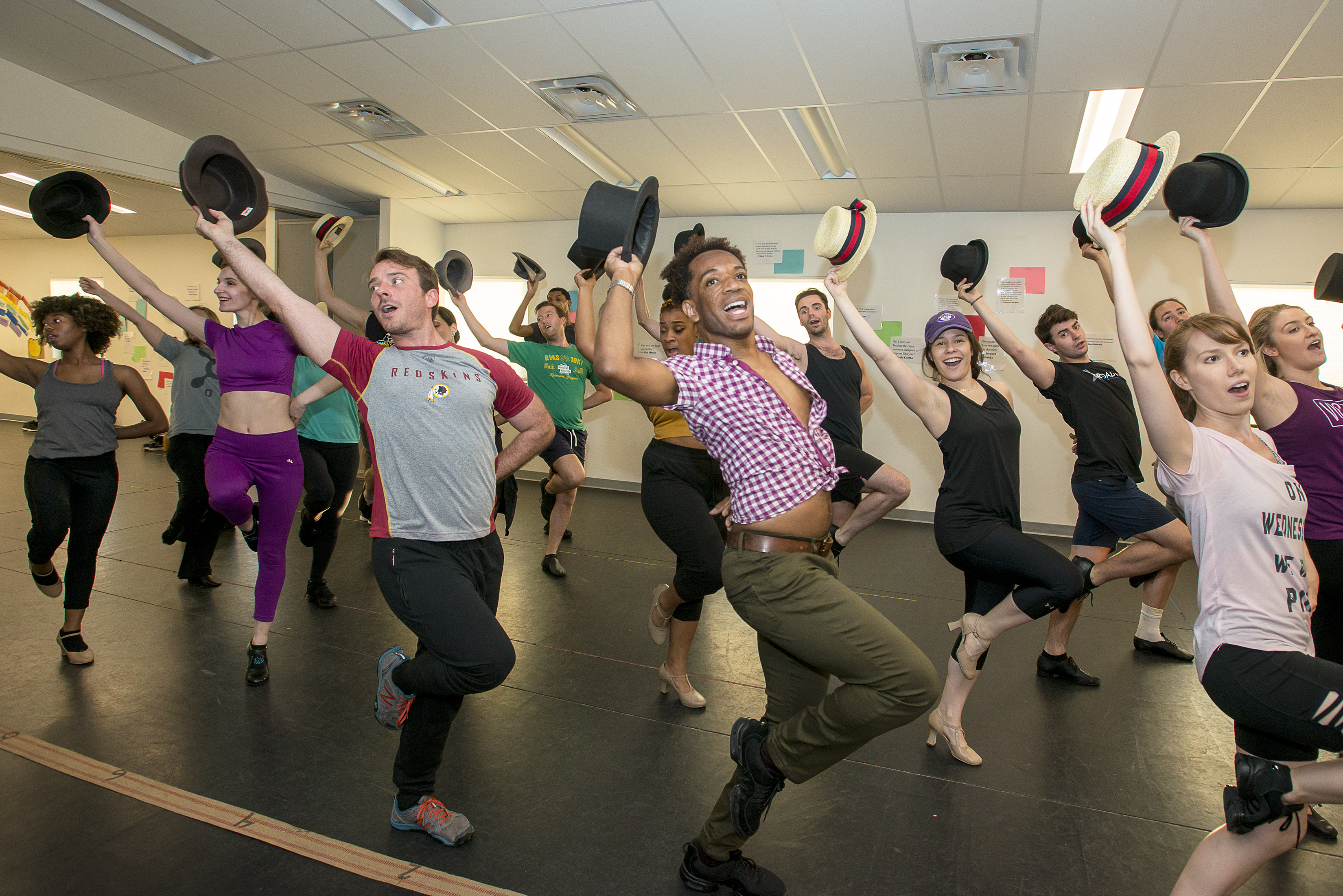 """""""A Chorus Line"""" At Triangle Players Is Just About Sold Out For Good Reason"""