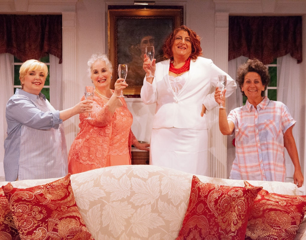 Always A Bridesmaid Is A Comedic Romp With A Talented Team