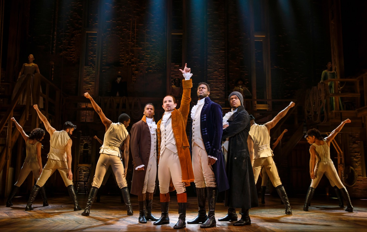 """Hamilton"" Lottery Means 40 Tickets For Every Performance At $10 A Ticket"