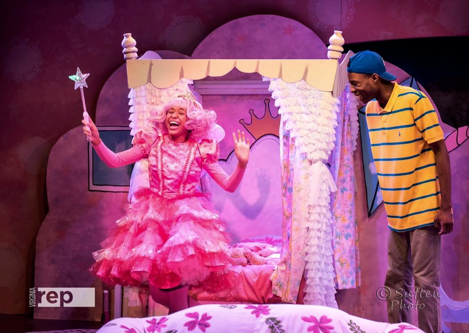 """""""Pinkalicious"""" From Virginia Rep Brings Colorful Fun To Willow Lawn"""
