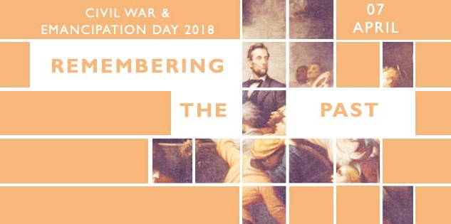 Civil War And Emancipation Day To Be Held At Chimborazo On April 7