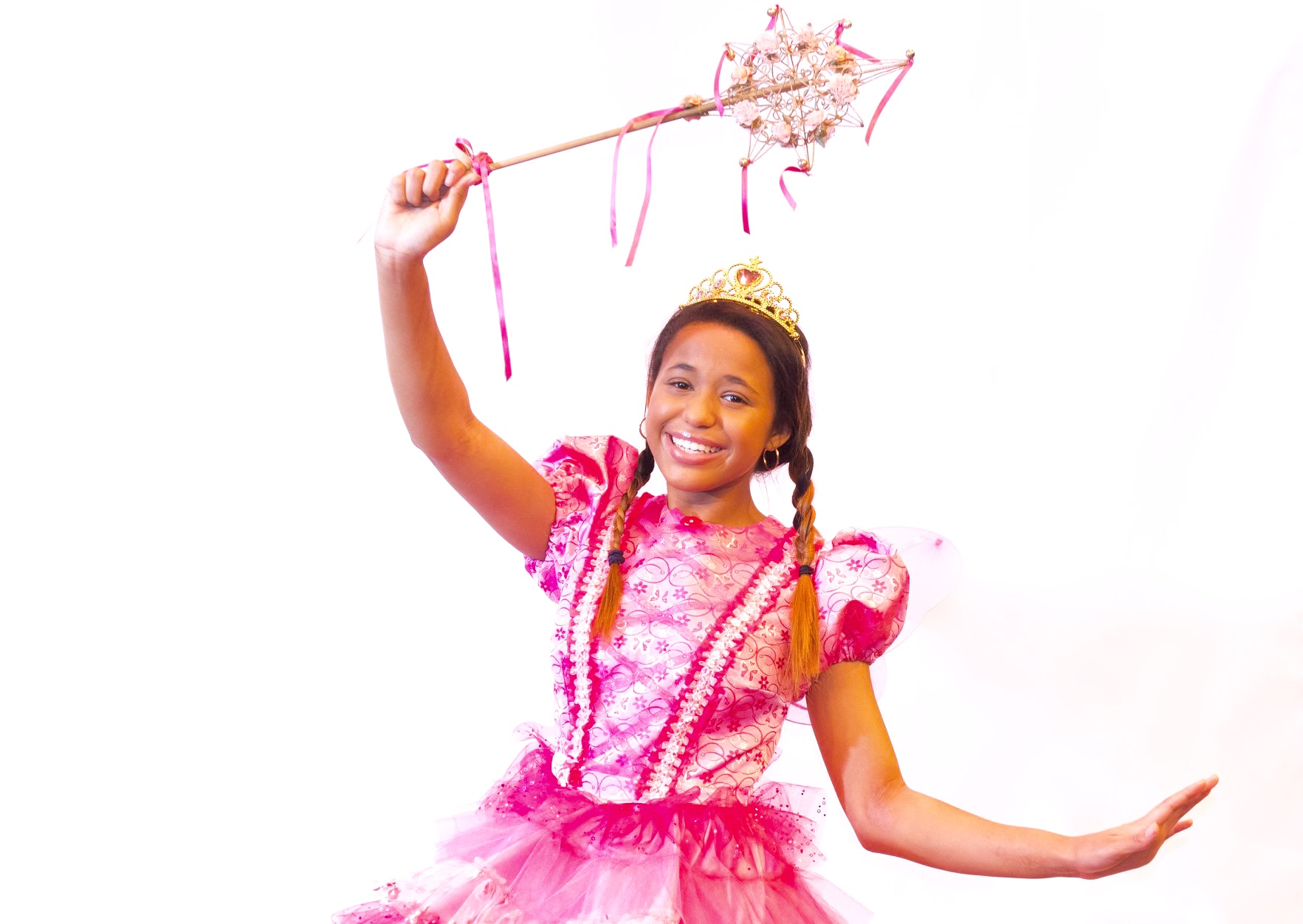 "Meet Tyandria Jackson! Local Teen Will Charm Families As ""Pinkalicious"""