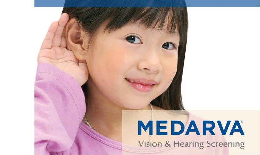 MEDARVA's Free Vision And Hearing Screenings Help Kids Discover Full Potential