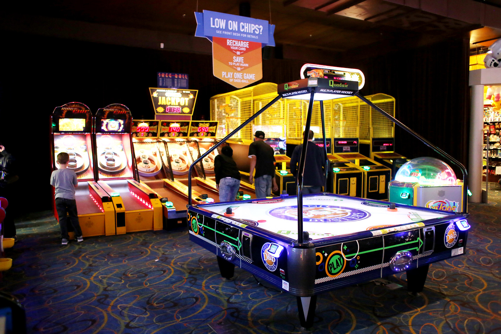 Dave & Buster's Hosts Sensory-friendly Event Sunday
