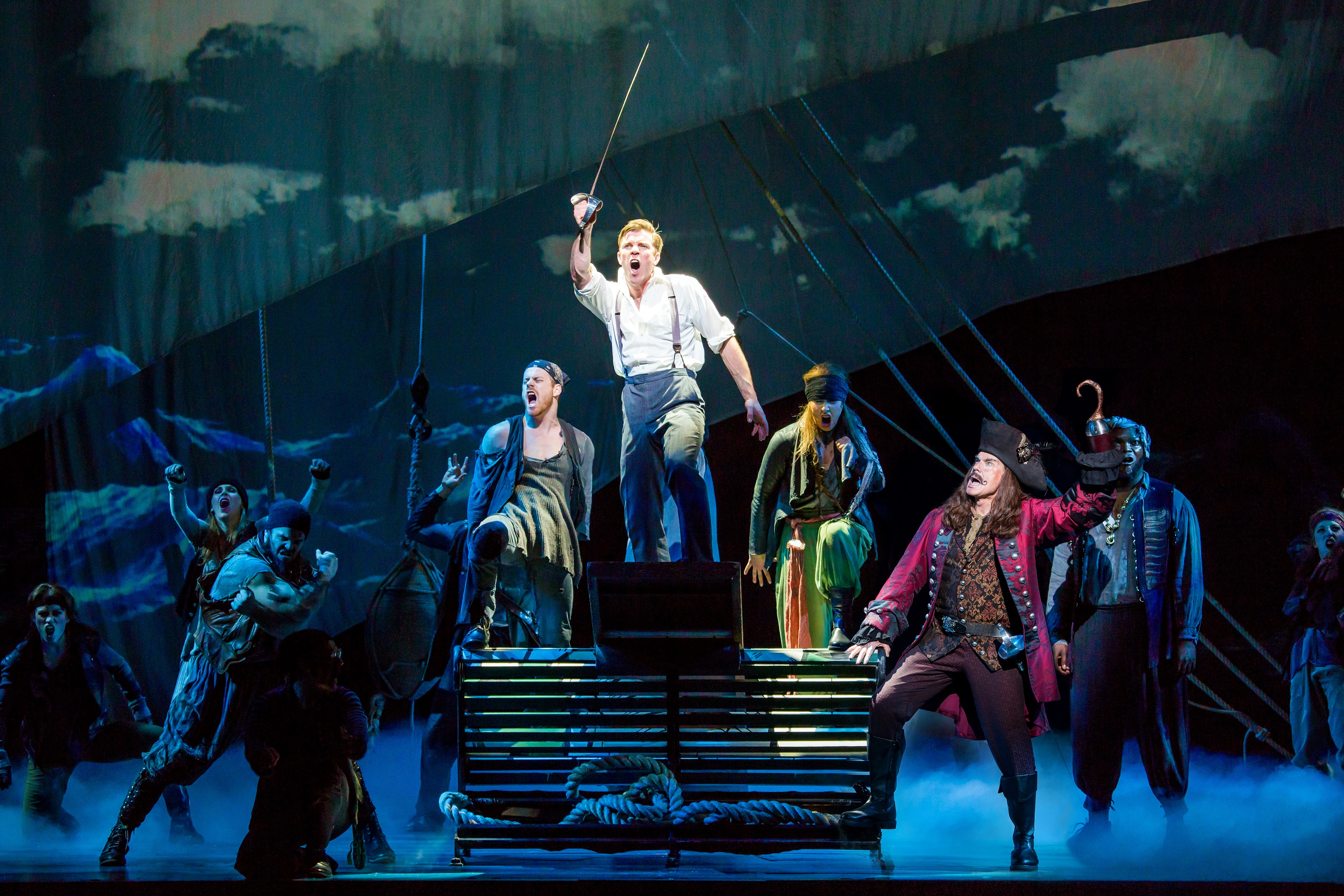 """""""Finding Neverland"""" Is Pure Entertainment For The Family"""