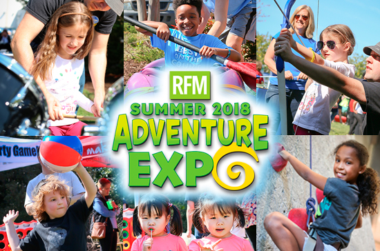 8th Annual RFM Summer Adventure Expo To Be Held At New Location!