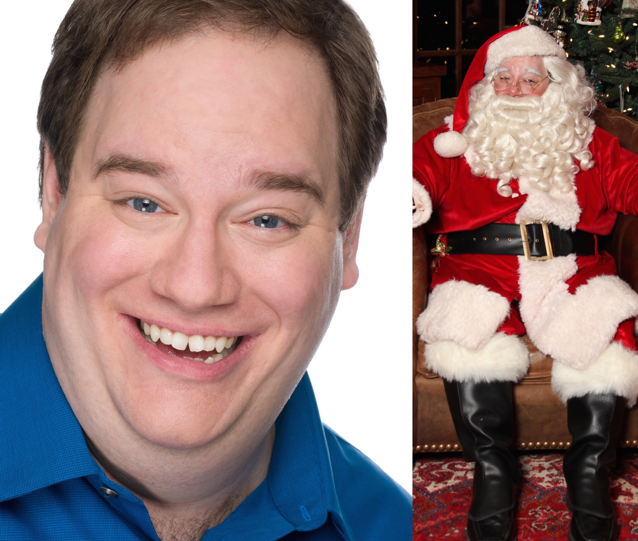 Quest To Become Santa Is Real For RVA Actor