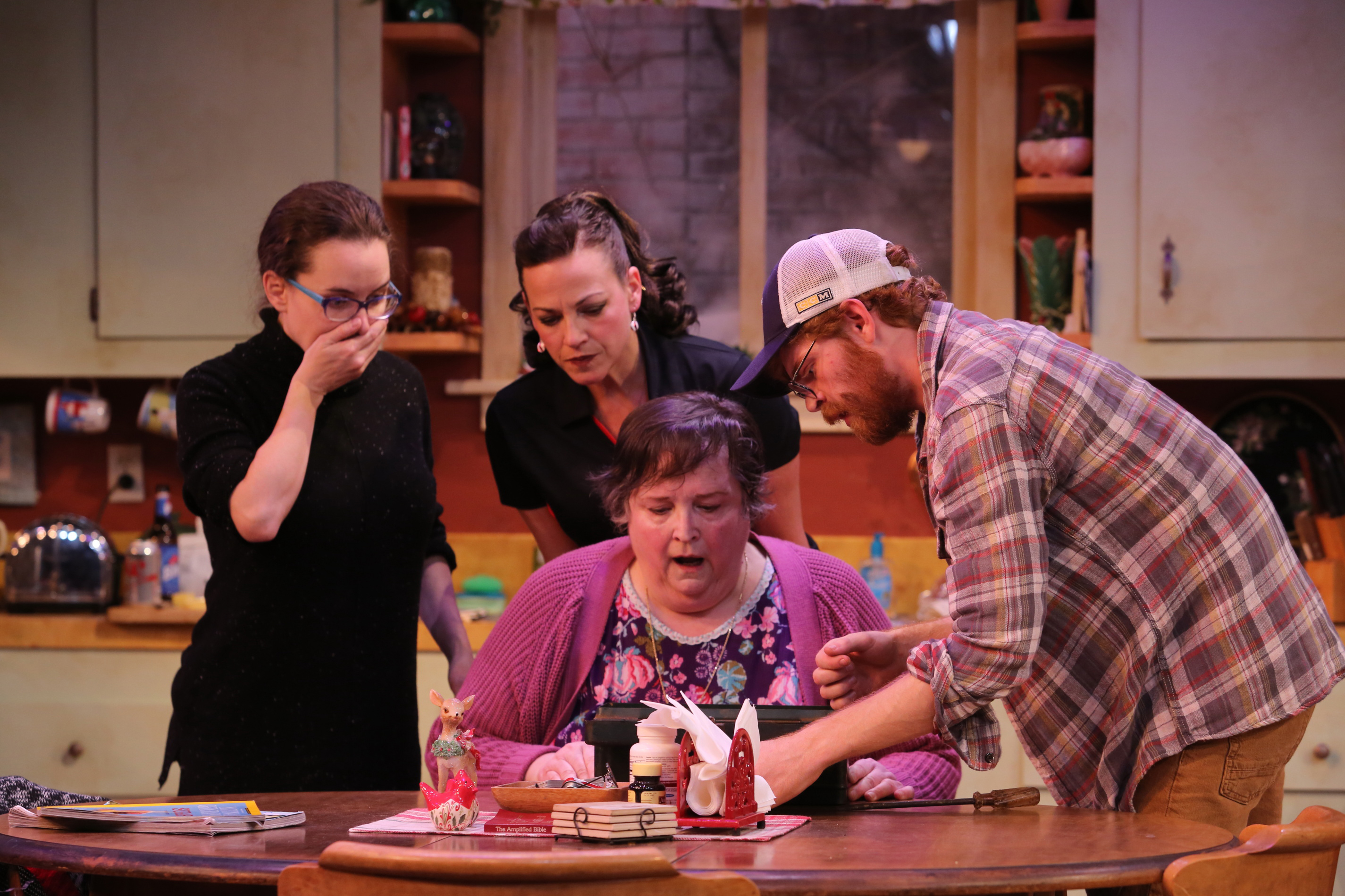Warm-Hearted And Funny Family Show Is A Perfect Christmas Treat