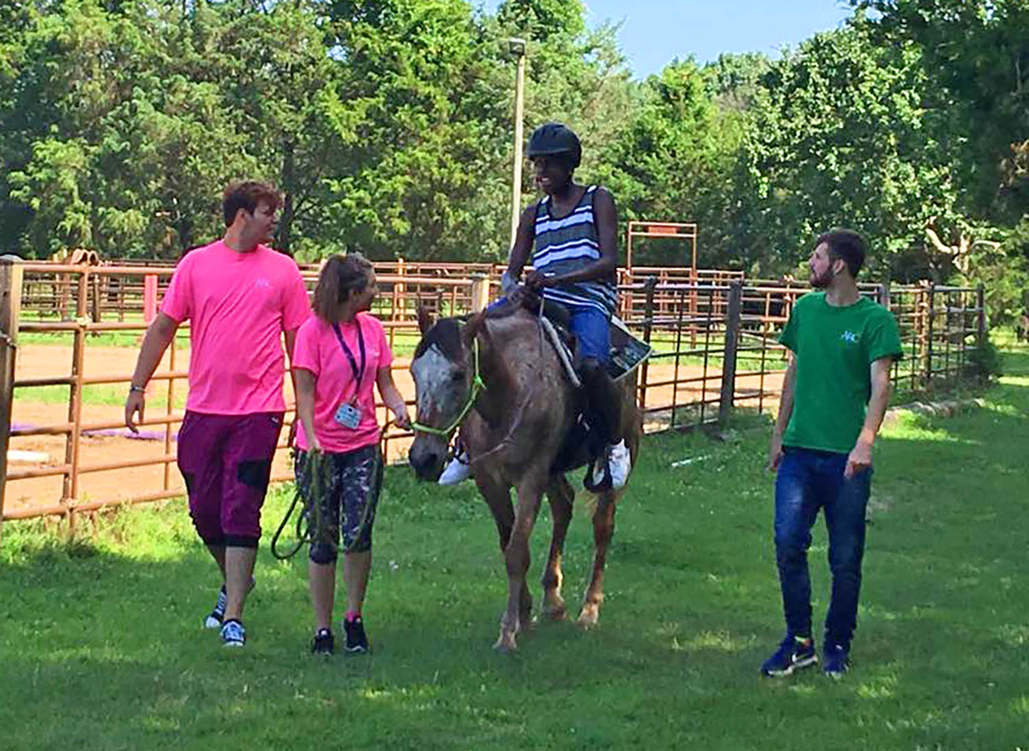 Camp Baker Provides Respite For Families And Loved Ones