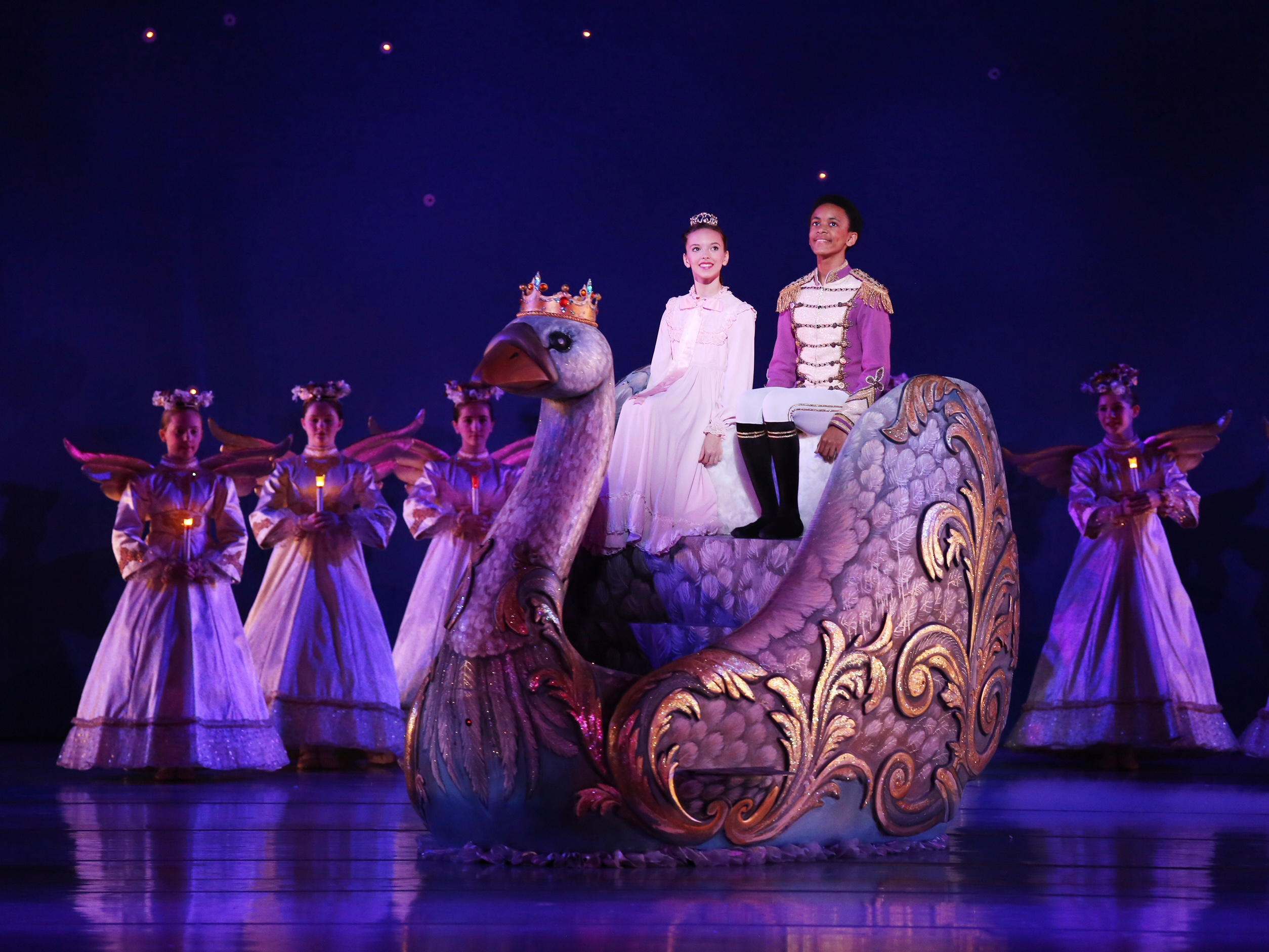 "Student Stars Make Richmond Ballet's ""Nutcracker"" Sparkle For The Holidays"