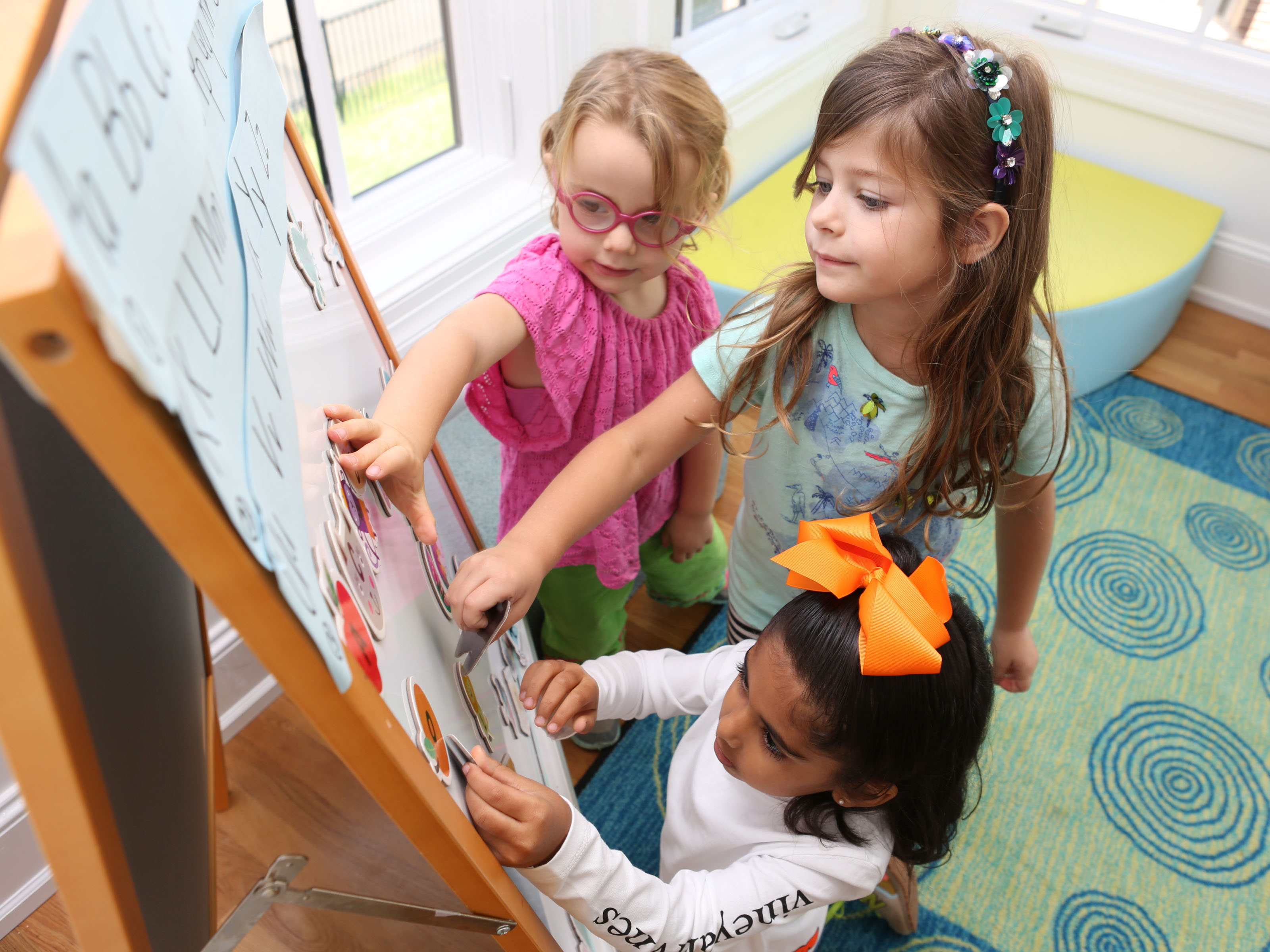Early Education At St. Catherine's Establishes Foundation For Learning