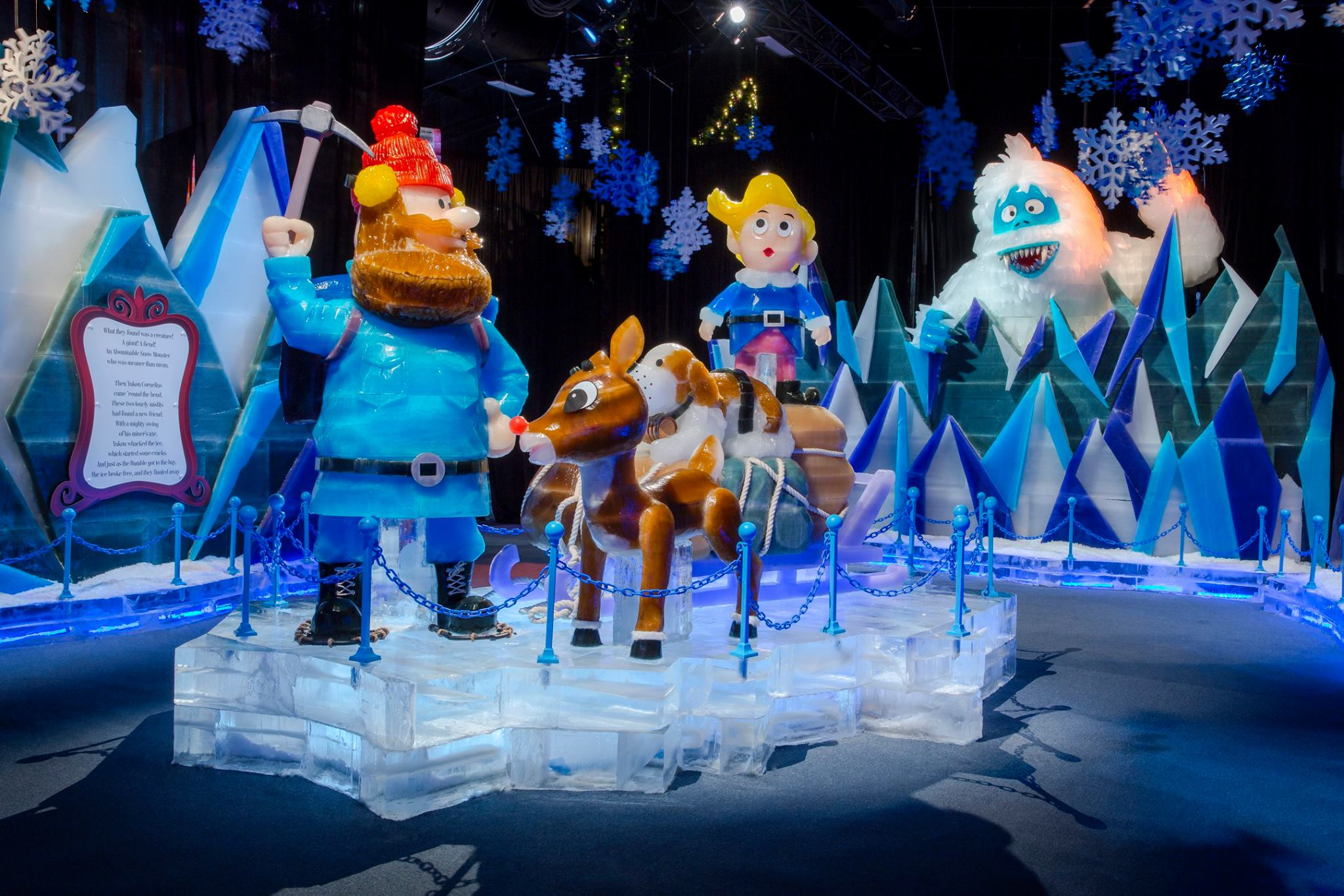 The Most Famous Reindeer Of All Is Coming To Gaylord National Resort