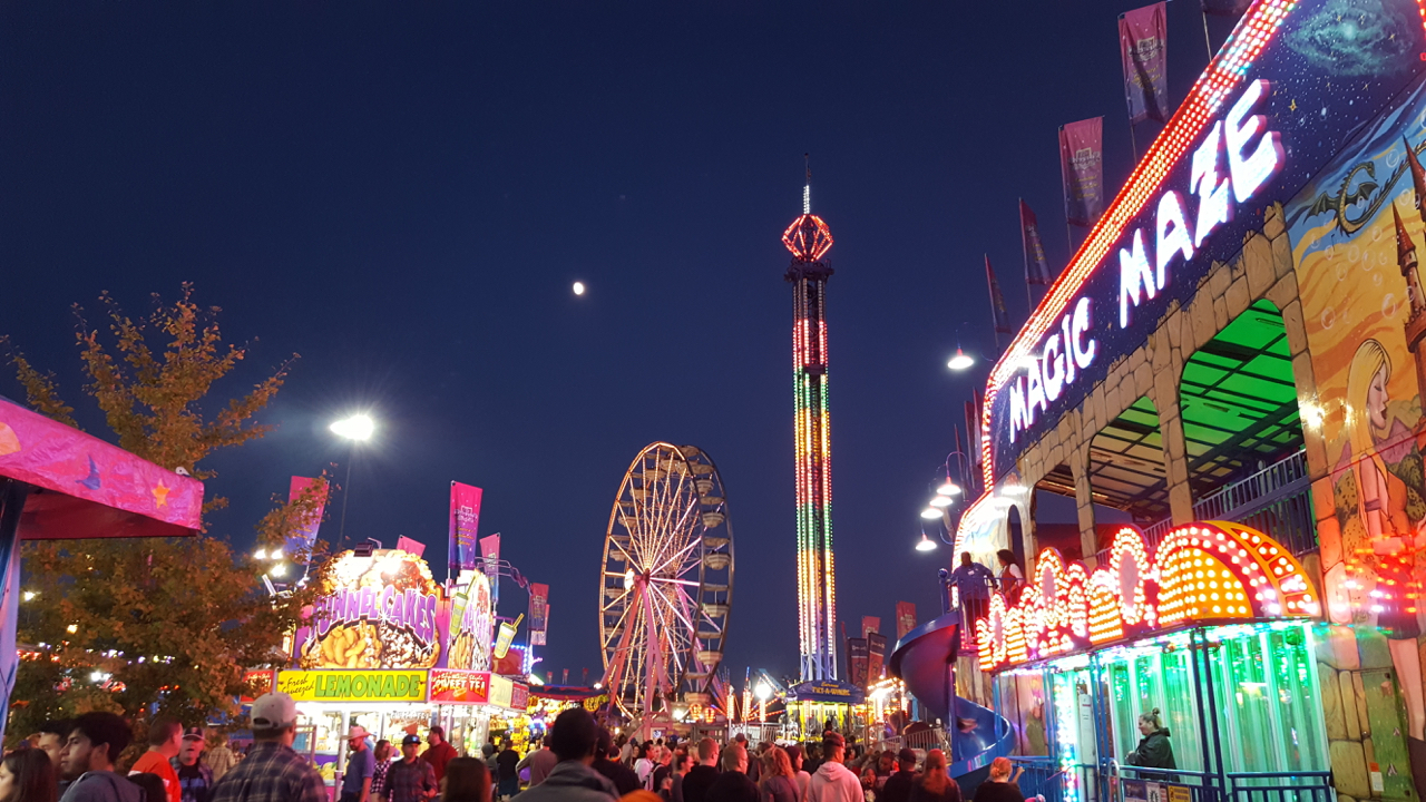 Virginia State Fair >> State Fair Of Virginia Where Family Fun Is A Tradition