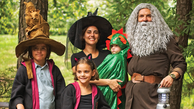 Considering A Family Costume This Halloween?