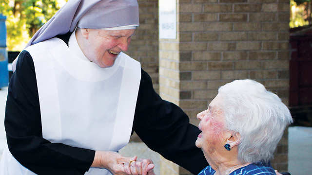 Meet The Little Sisters Of The Poor