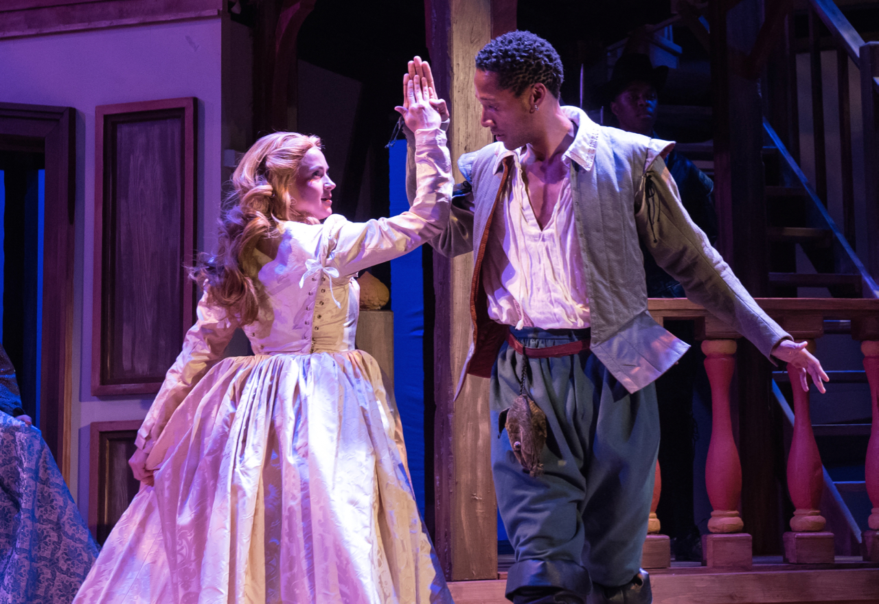 """Virginia Rep's """"Shakespeare In Love"""" Is A Fun, Fast-paced Romance"""