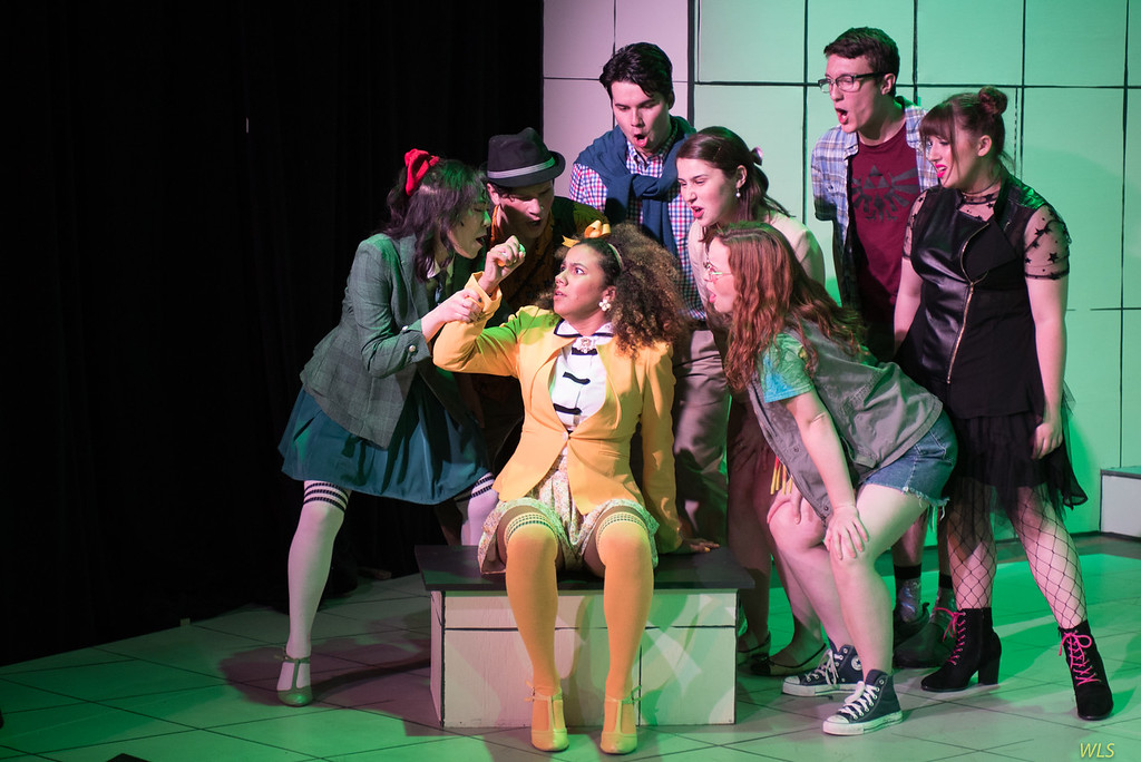 """""""Heathers: The Musical"""" Has Big Emotions, Big Laughs, And Great Performances"""