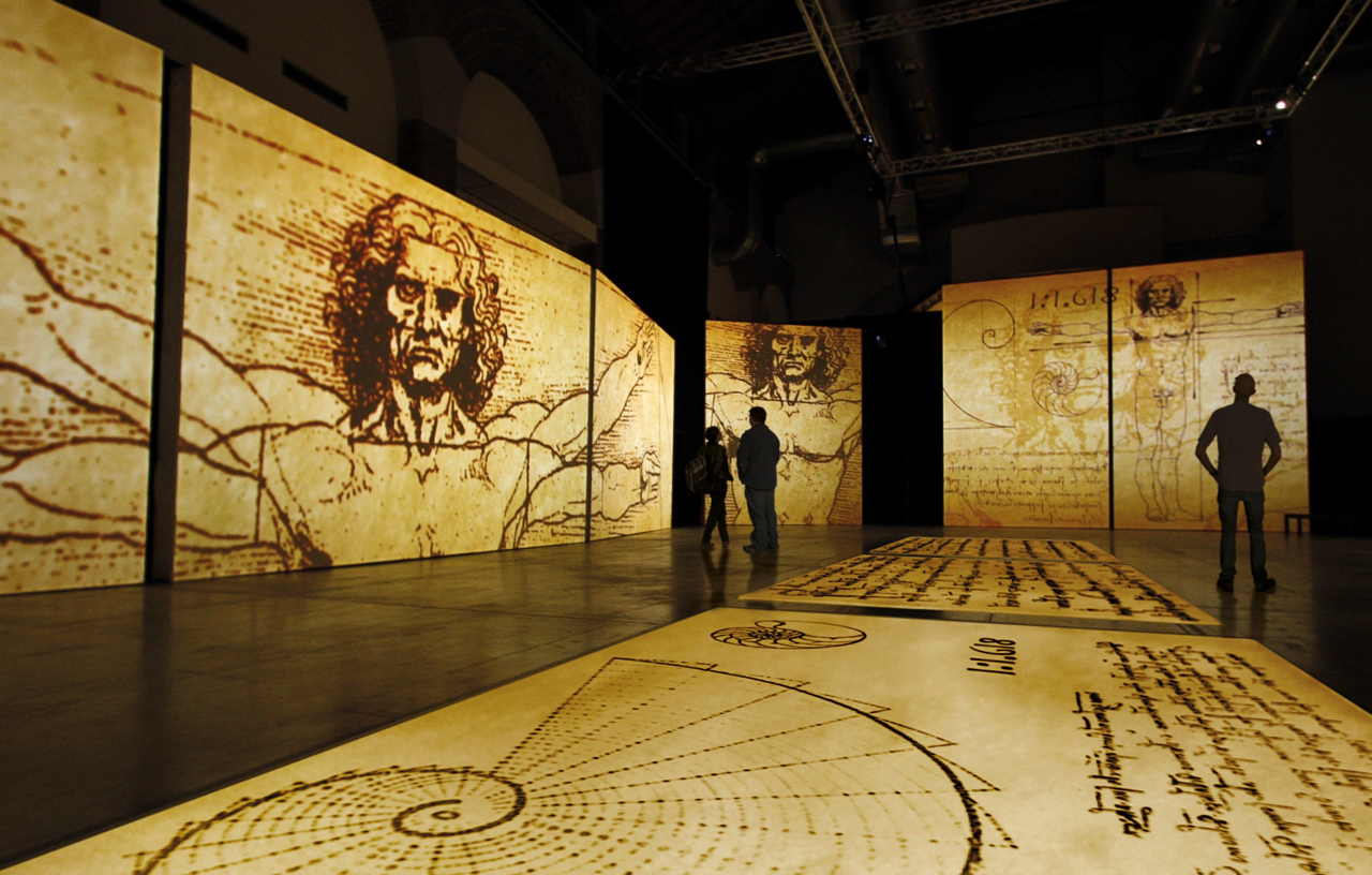 DaVinci Alive at the Science Museum of Virginia is the Epitome of ...