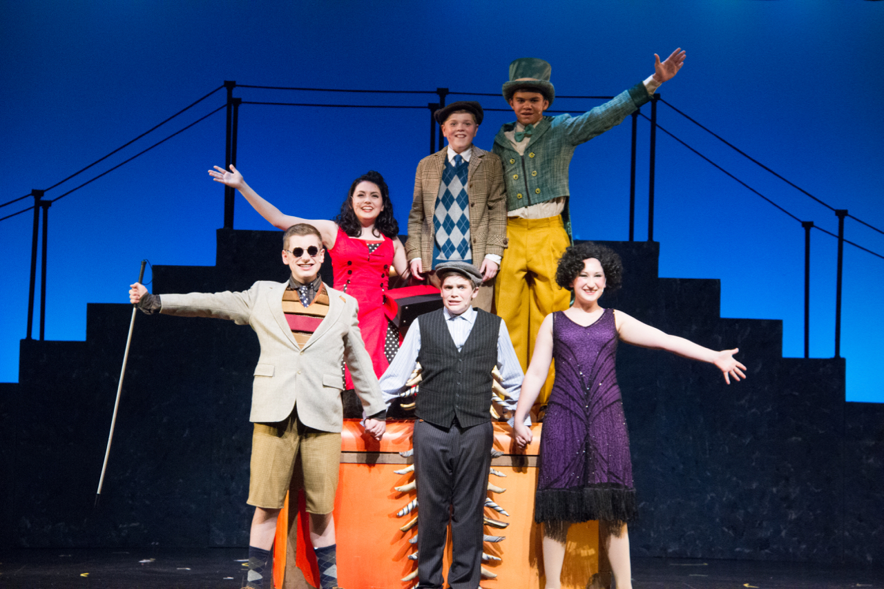 """""""James And The Giant Peach Jr."""" Is A Real Treat For Families"""