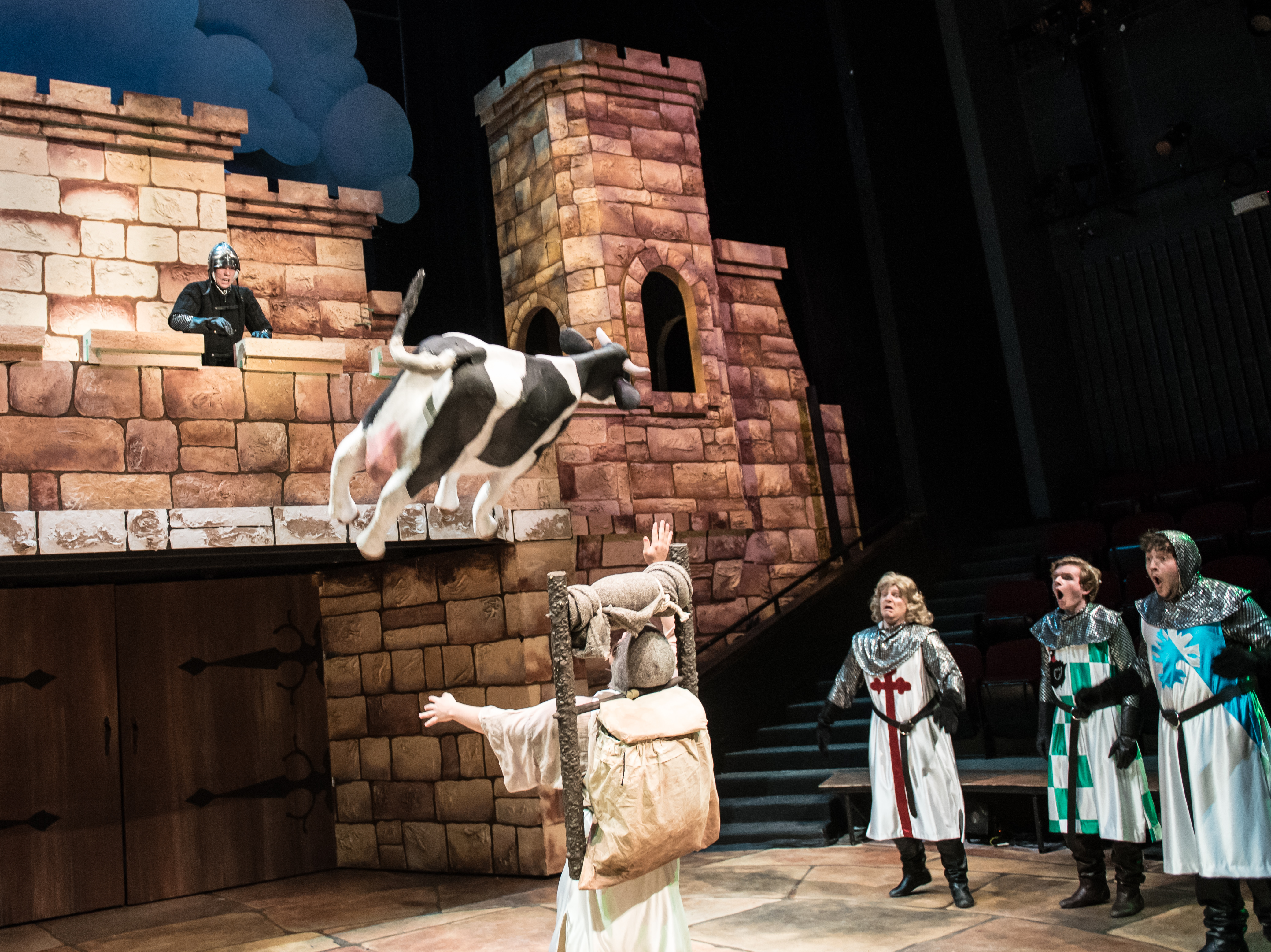 """TheatreVCU's """"Spamalot"""" Hits Home With Humor And Skill"""