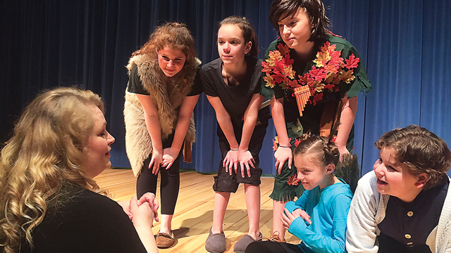 Theater Power! Kids And The Peforming Arts