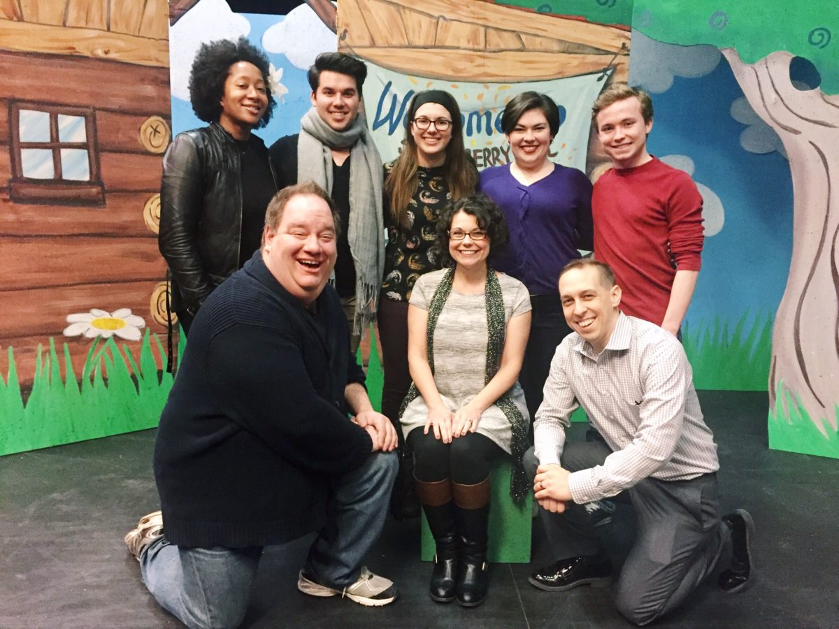 Virginia Rep On Tour's Production Sends Clear Kindness Message