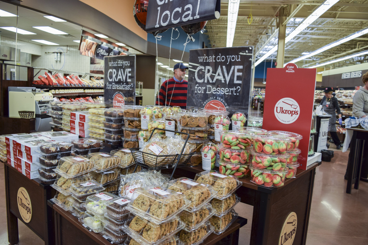 Kroger To Carry Ukrop's-branded Products In All Richmond Stores