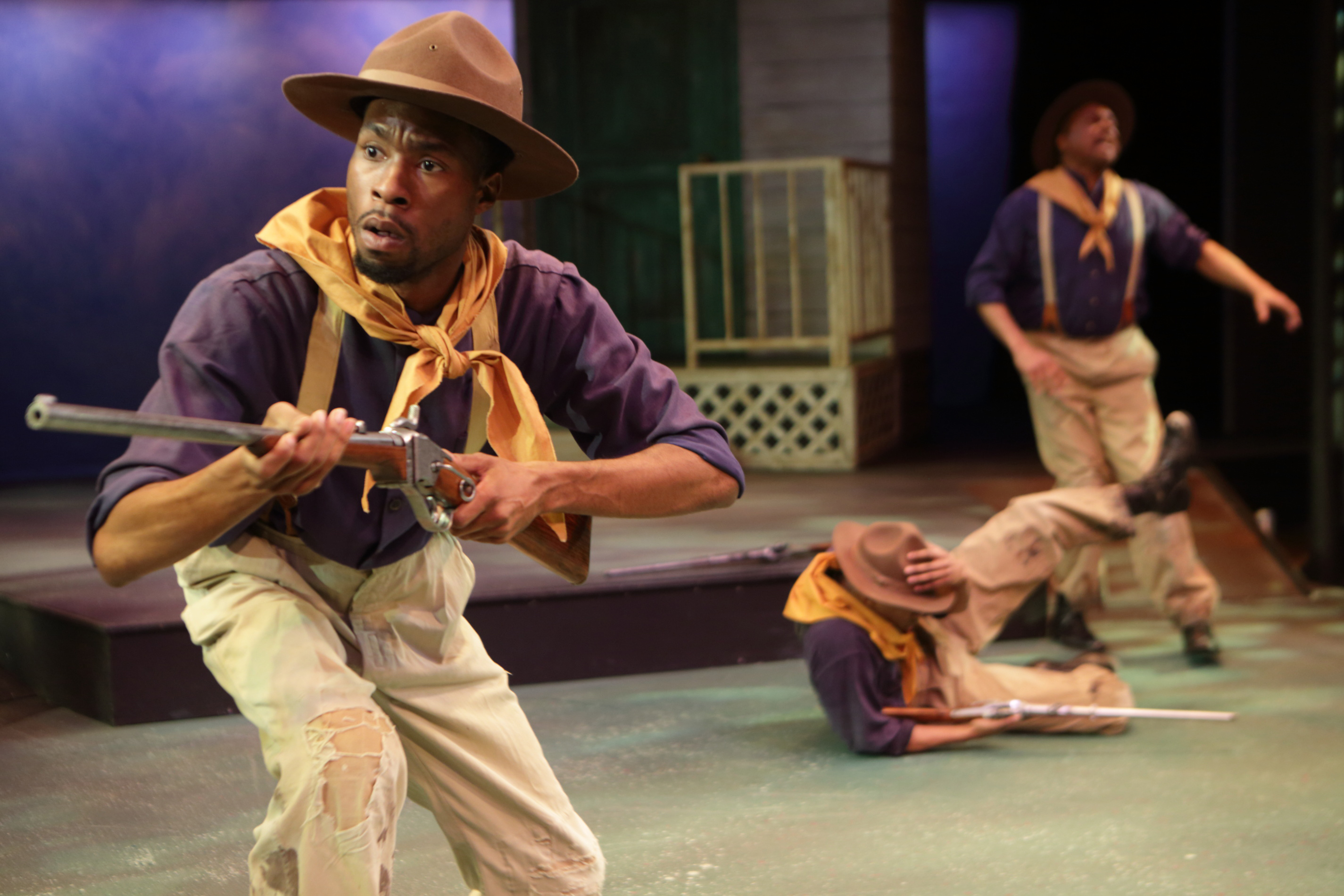 """Buffalo Soldier"" Scores High Marks With History Lovers, Has Something For Kids And Adults"