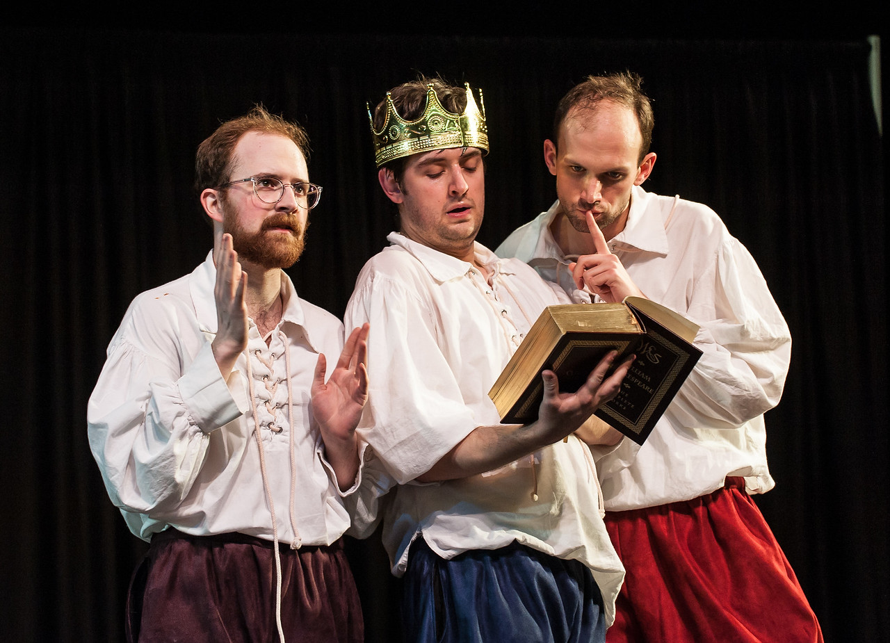 "Quill's ""Shakespeare Abridged"" Is Seriously Funny! Required Viewing For Young Teens"