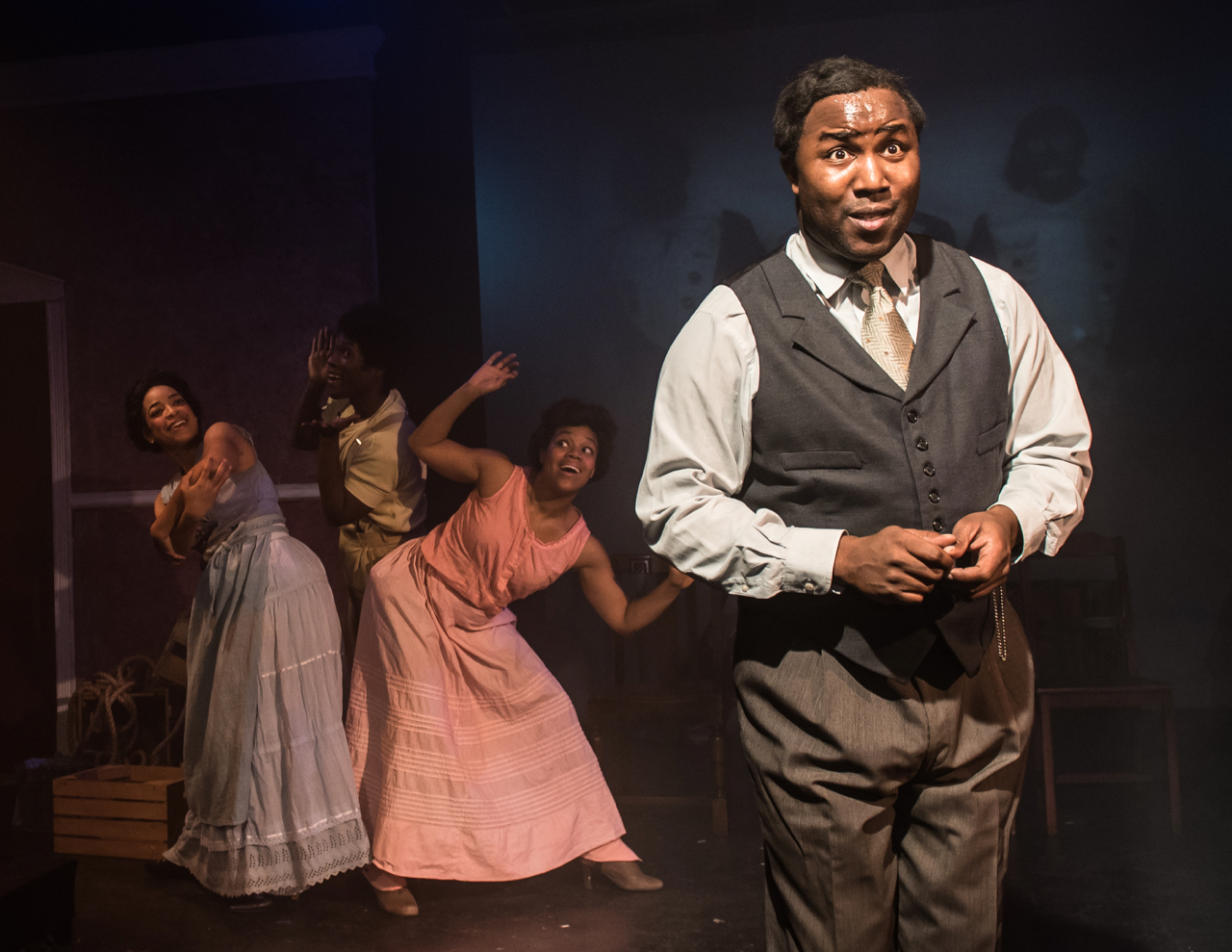 """""""The Top Of Bravery"""" Reveals Bert Williams' Legacy  Through Heartfelt Storytelling And Performances"""