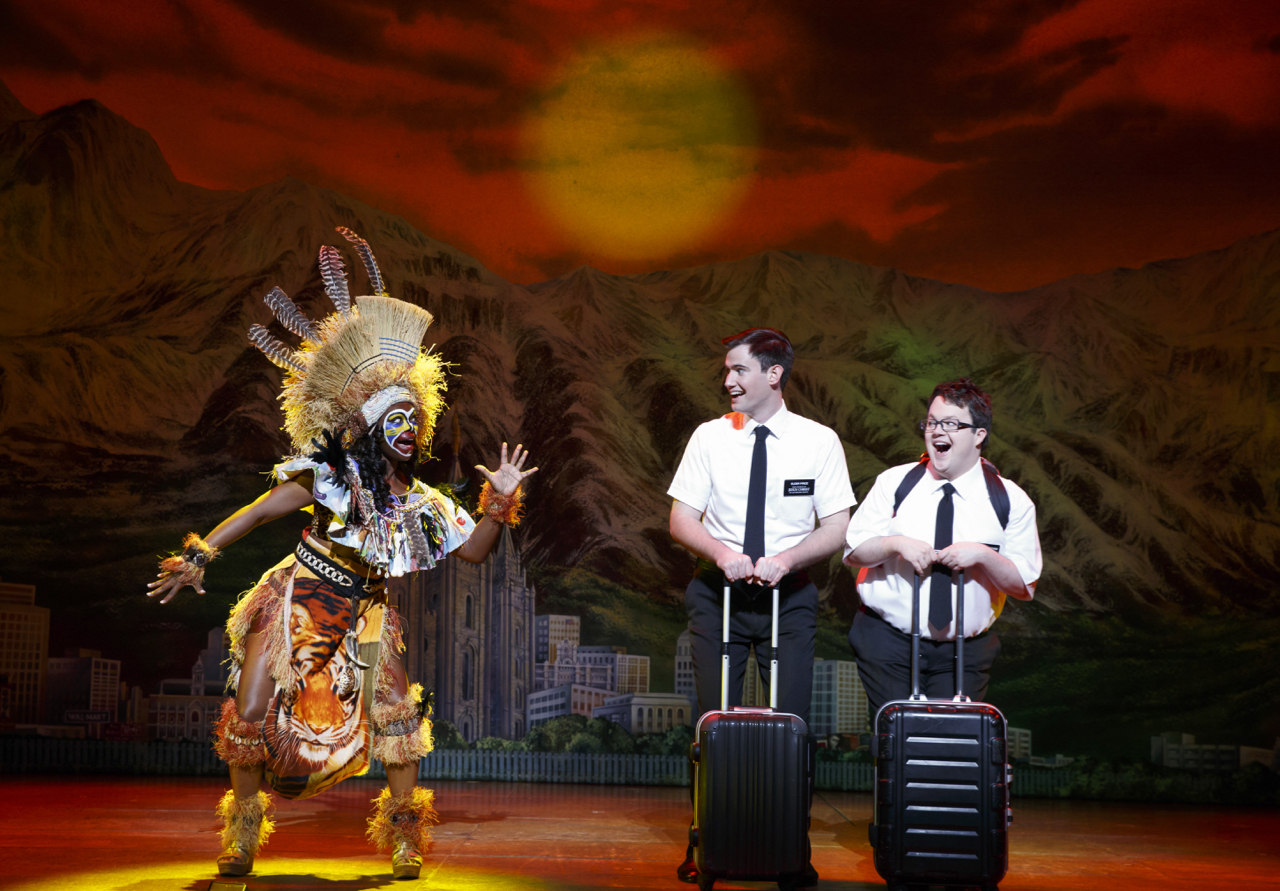 Win The Lottery And See #BookofMormon At Altria Theater For $25