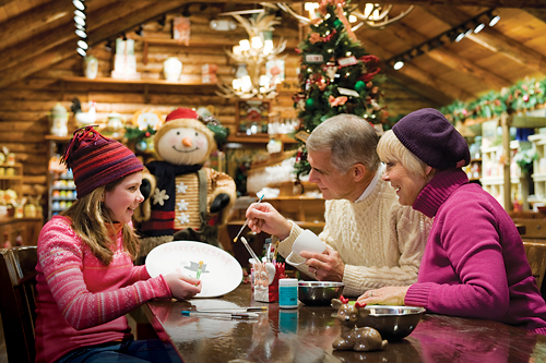 Busch Gardens Christmas Town is a seasonal delight for the whole family – with holiday activities and shows for all ages.