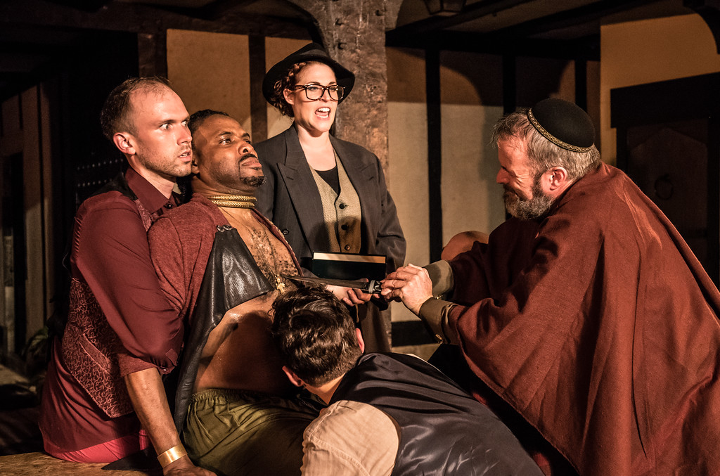 "Quill's ""Merchant Of Venice"" Is Compelling, Entertaining Tragicomedy"