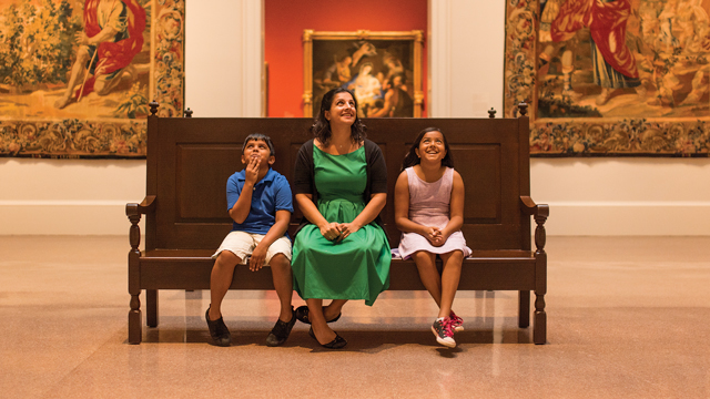 Say Yes To Museums! Kids Can Handle Culture