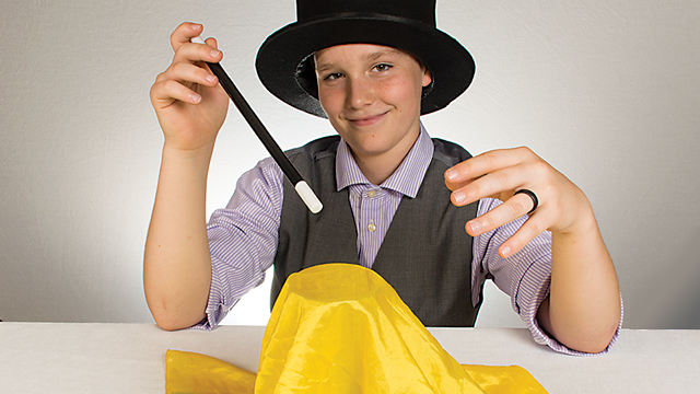 Kids Can-Do: Magic Made Simple!