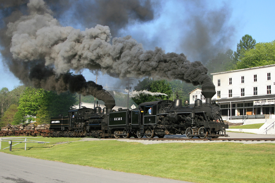 Vote For WV Rail Line For USA Today's 10 Best Train Rides