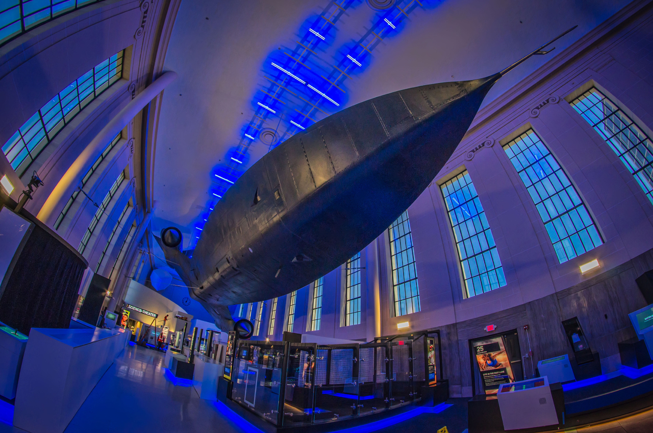 """Speed"" At The Science Museum Of Virginia: Worth The Wait And A Must-See For Families"