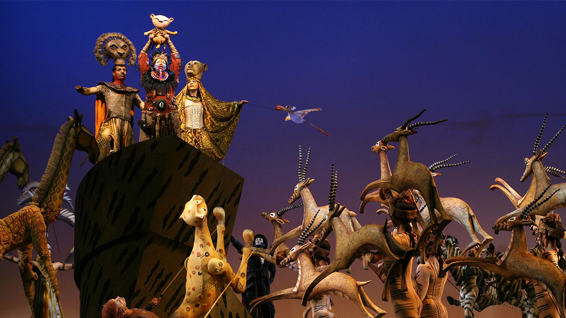 """Disney's """"The Lion King"""" Is Broadway For The Ages And At Its Best"""