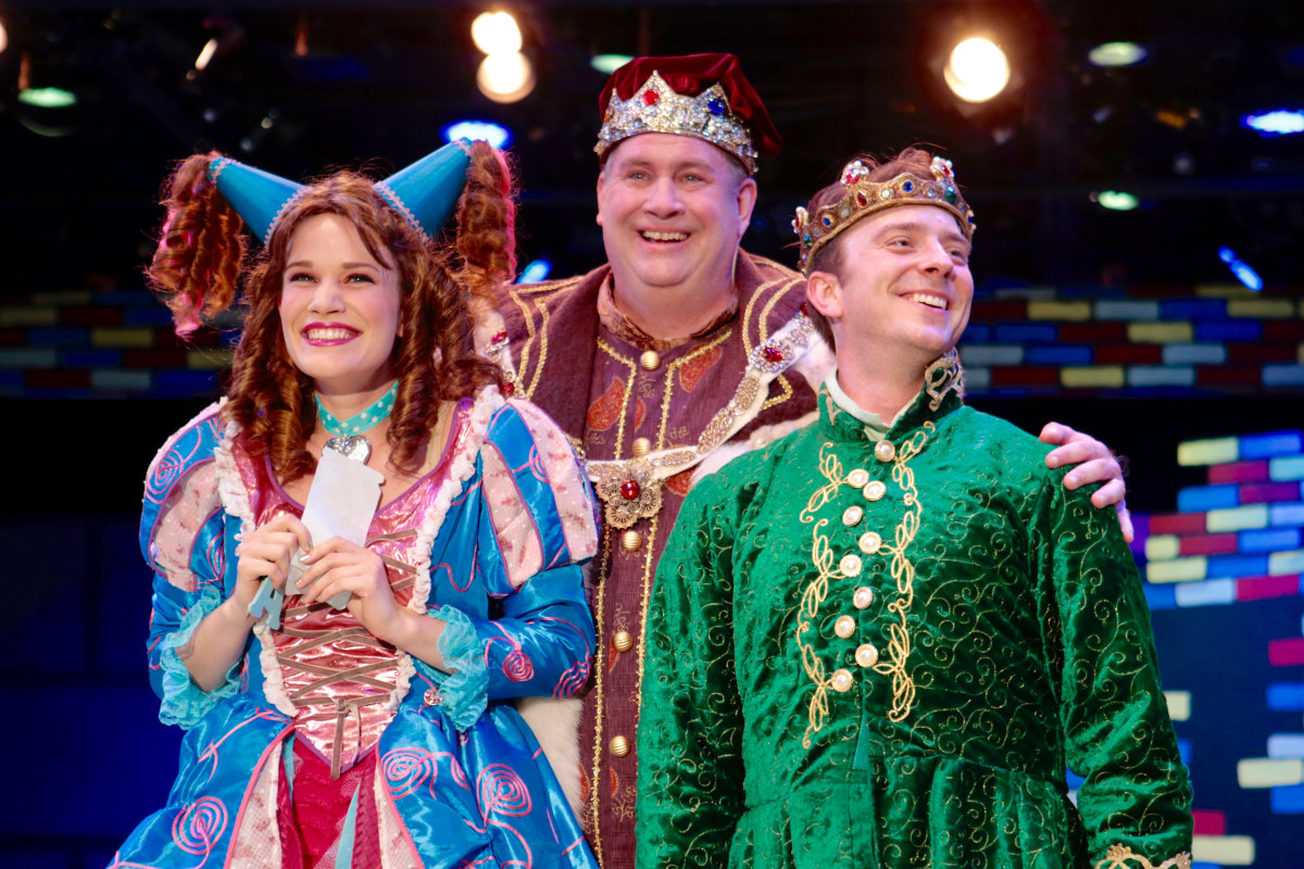 "All Ages Will Be Spellbound By Virginia Rep's ""Croaker, The Frog Prince Musical"""