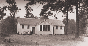 Typical Rosenwald Schoolswere isolated, small, clapboard buildings on country roads. Others were larger and located in southern towns. A few were in cities.