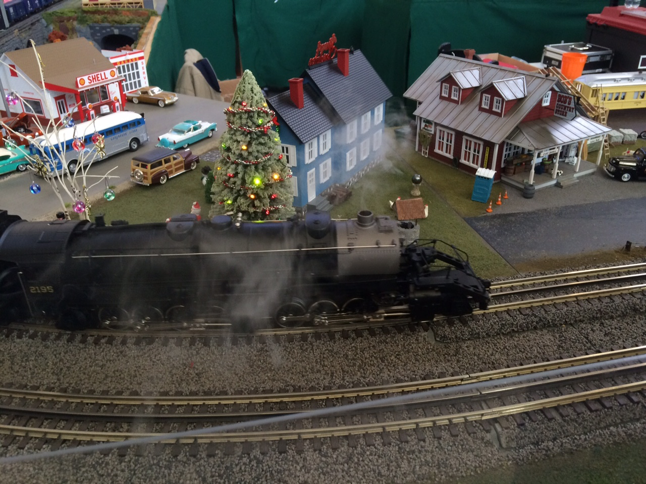 All Aboard! Annual Model Railroad Show At The Science Museum Is Great For All Ages