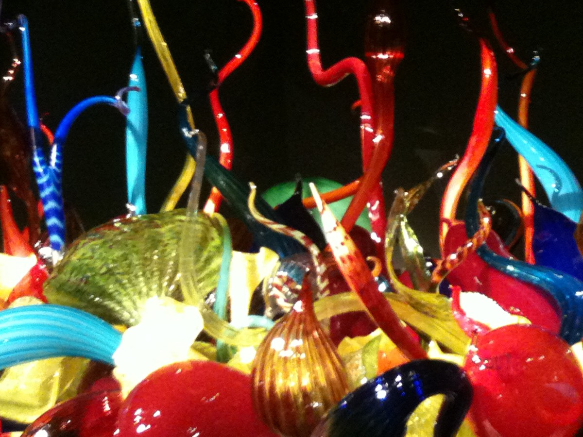 Chihuly At VMFA Is For The Whole Family