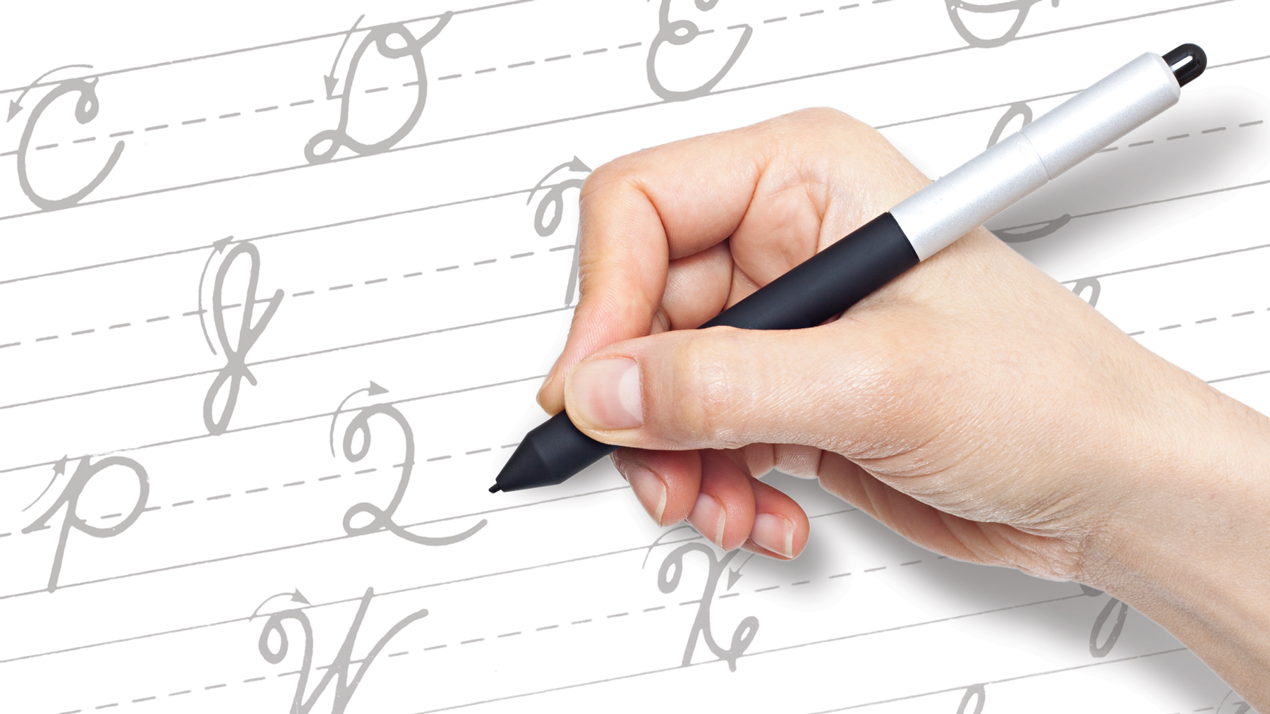 Are We Writing Off Cursive?