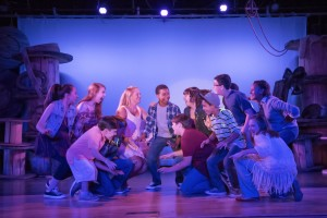 "We sent Sally Coleman, her daughter, and friends to see the teen musical ""13"" at the JCC."