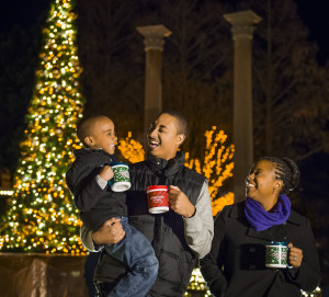 Celebrate the spirit of the season at Busch Gardens' Christmas Town. Enjoy heart-warming shows, holiday dining and shopping amid the glow of more than seven million lights. ©2014 SeaWorld Parks & Entertainment, Inc. All Rights Reserved.