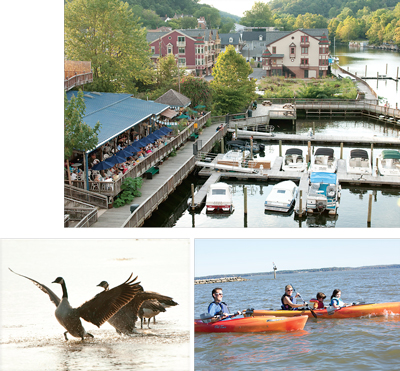 Travel writer, Victoria, recommends putting the riverfront town of Occoquan and Occoquan Bay National Wildlife Refuge on your family's to-do list. Leesylvania State Park is perfect for hiking, paddleboarding, or kayaking.