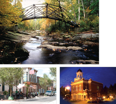 Families can enjoy hiking some of Prince William Forest National Park's thirty-seven miles of trails. There's plenty for families to see and do in Historic Manassas. It has art, antiques, specialty stores, a museum system of historic sites, and lots of eateries.
