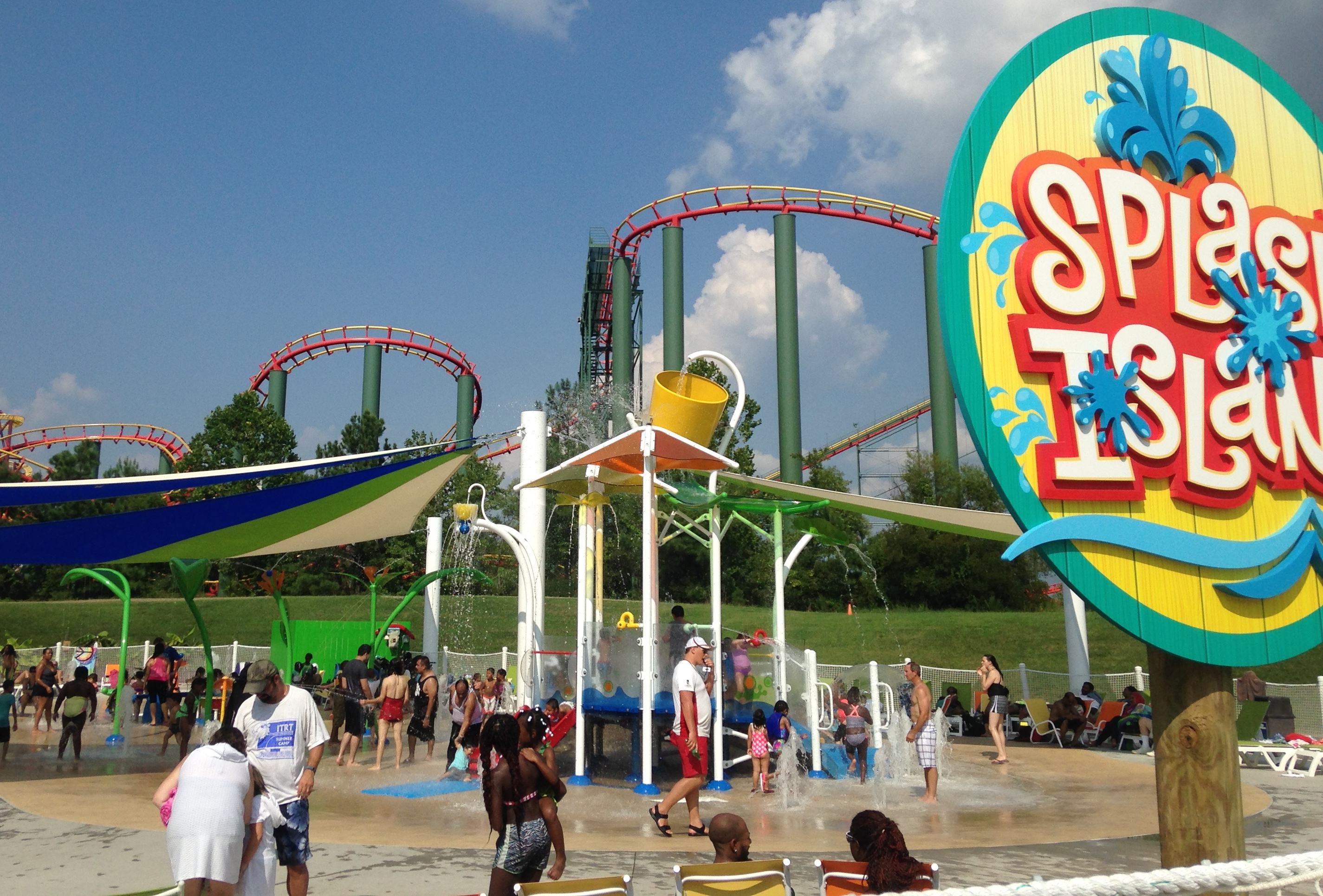 Teens' Take On Kings Dominion: Soak City Edition